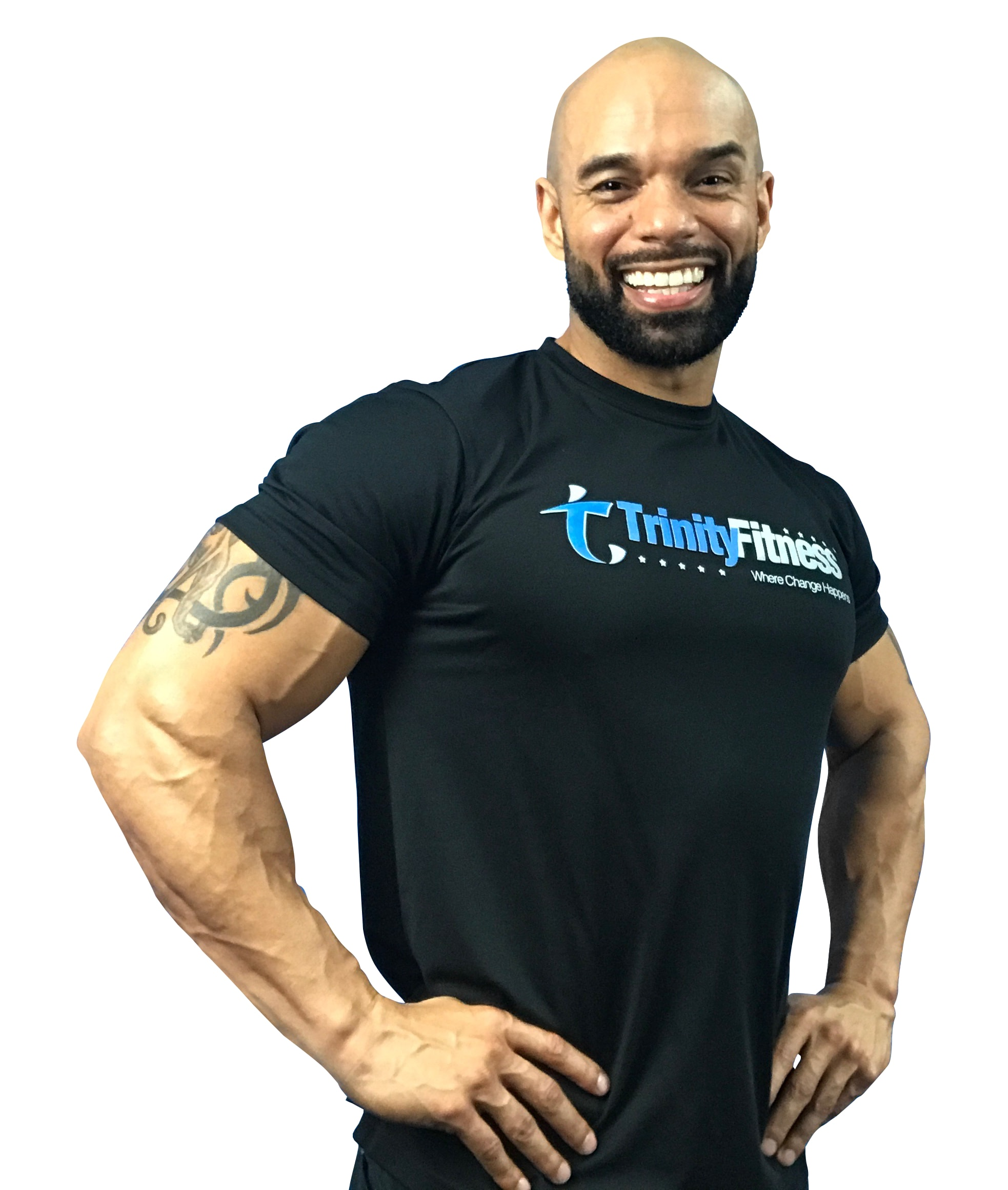 Transformation Coach CC Matthews